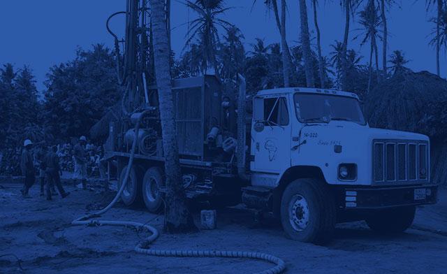 forage fte drilling eau