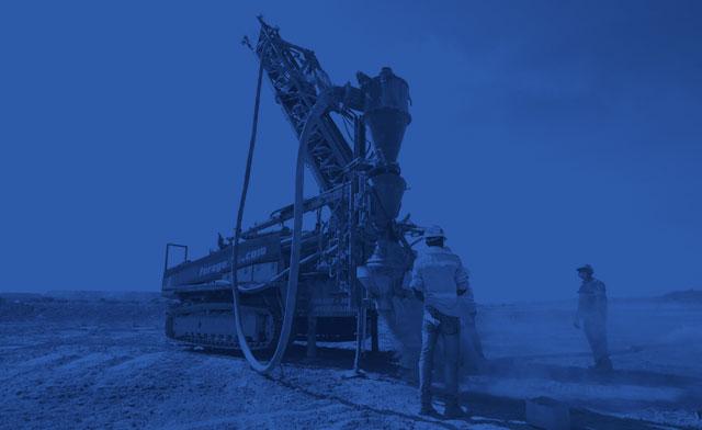 forage fte drilling minier