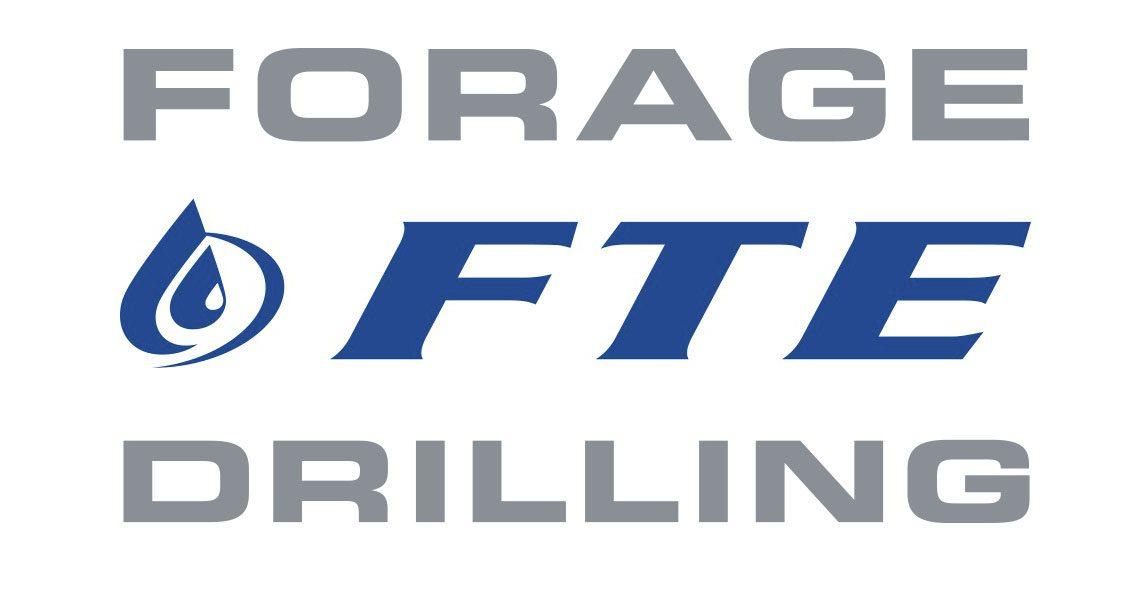 logo forage fte drilling